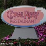 Friday Feast: Coral Reef Restaurant
