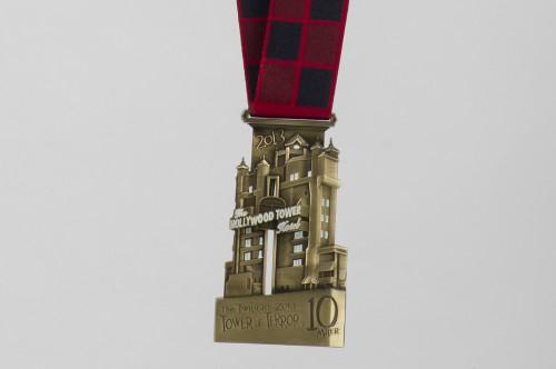 2013 ToT Medal Close Up