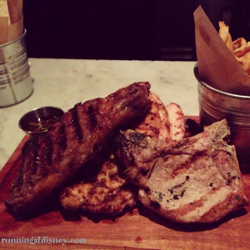 Meat, Meat & More Meat