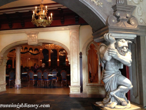 Friday Feast: Lunch at Be Our Guest Restaurant