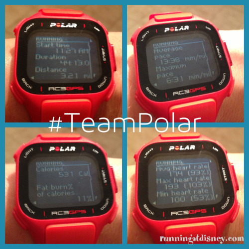Polar-Stats
