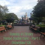 2013 Dumbo Double Dare Recap Part I – Disneyland 10K