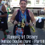 2013 Dumbo Double Dare Recap Part II – Disneyland Half Marathon