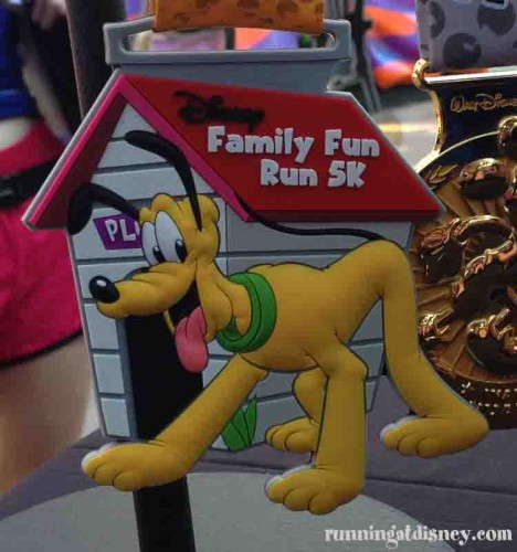 Walt Disney World Family Fun Run 5K