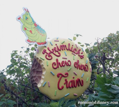 Heimlich's Chew Chew Train – The Best Attraction EVER!