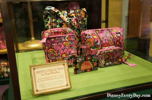 New Disney Vera Bradley Bags!