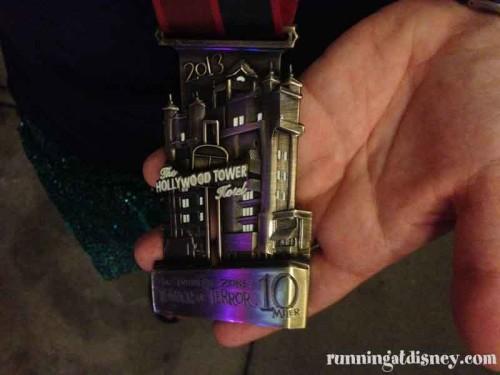 2013-Tower-of-Terror-10-Miler-Medal