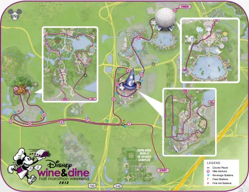 2013-W&D-Course-Map