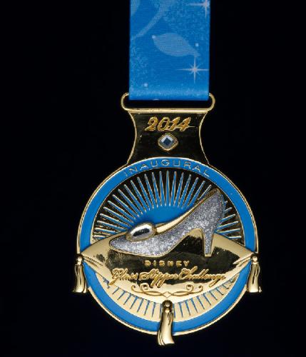 Glass-Slipper-Medal