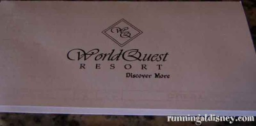 WorldQuest Orlando Resort – A Diamond in the Rough