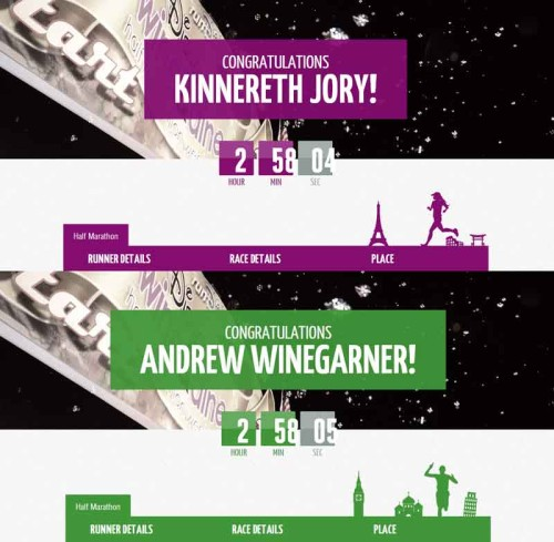 WineDine Race Results Me and Kinner