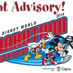Heat Advisory for Walt Disney World Marathon Weekend!