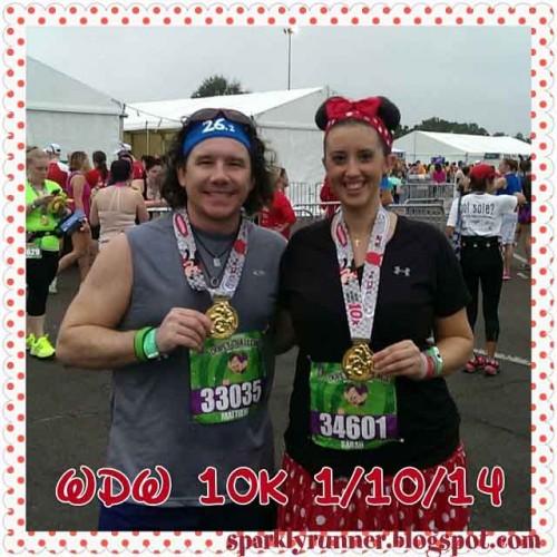 10k finish