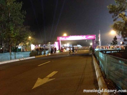 Enchanted 10K Start LIne