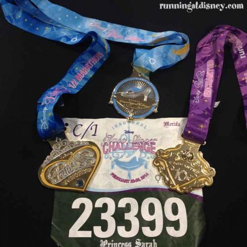 2014-Princess-Half-Medals