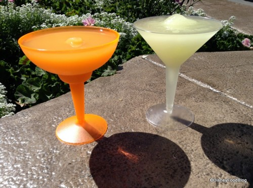 Epcot-France-Grey-Goose-Slush-Grand-Marnier-Slush-Supersize-6