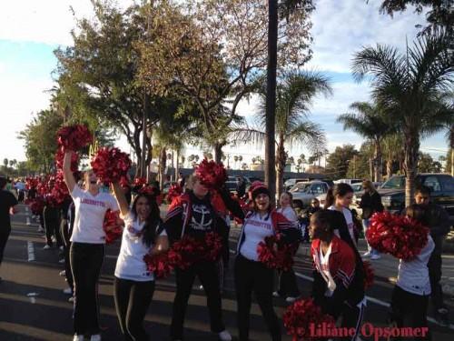 Tink-Half-Liliane-Cheering us on