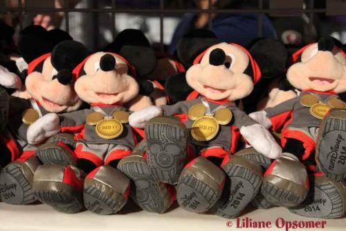 Tink-Half-Liliane-I did it Mickey Plush