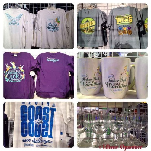Tink-Half-Liliane-Merchandise at EXPO