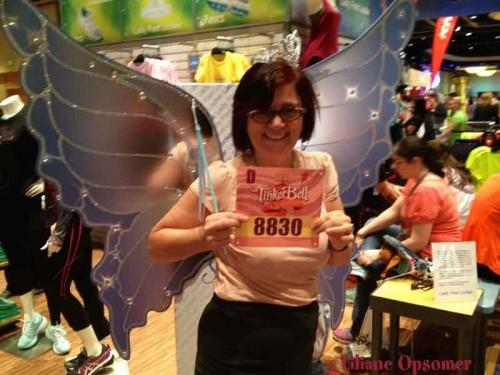 Tink-Half-Liliane-With bib at EXPO