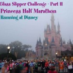 The Inaugural Glass Slipper Challenge Part II – Disney Princess Half Marathon