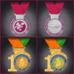 New Anniversary runDisney Medals for Wine & Dine Half Marathon and Goofy's Race and a Half Challenge