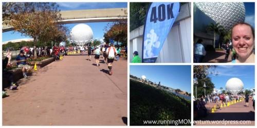 Ashley Bartley - Marathon 14