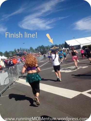 Ashley Bartley - Marathon 16