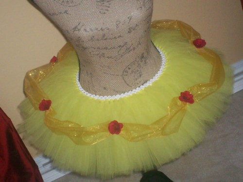 Tutudaloo Belle inspired tutu