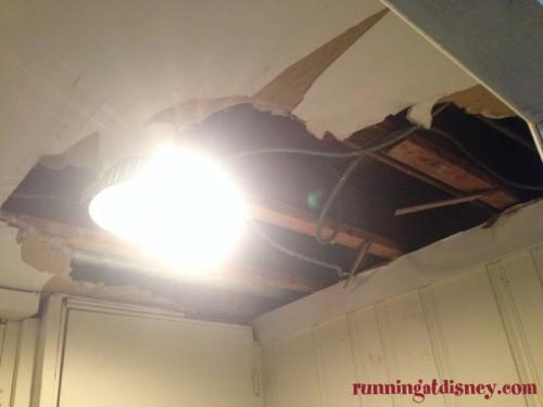 Basement-Ceiling