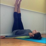 Yoga for Runners: Legs Up the Wall