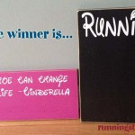 Running on the Wall Giveaway Winners!
