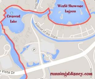 WDW-10K-Crescent-Lake-Epcot-Leg3
