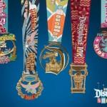 2014 Disneyland Half Marathon Weekend Medals Revealed!