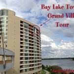 Bay Lake Tower Grand Villa Tour