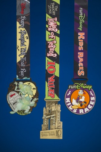 2014-Tower-of-Terror-10-Miler-Weekend-Medals