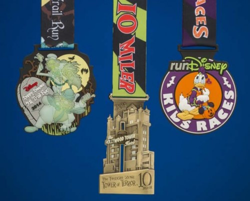2014-Tower-of-Terror-10-Miler-Weekend-Medals2