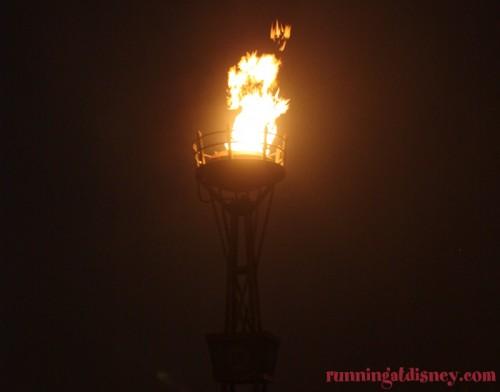 Illuminations- Fireworks-Disney-Torches