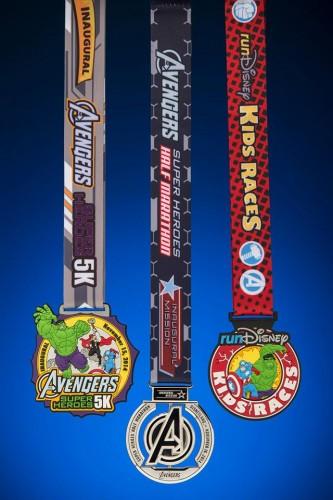 2014-Avengers-Half-Marathon-Weekend-Medals