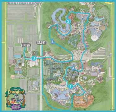 2014-Disneyland-Half-Marathon-5K-Course-Map