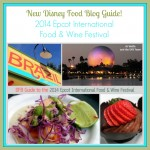 New 2014 Epcot International Food & Wine Festival DFB Guide!