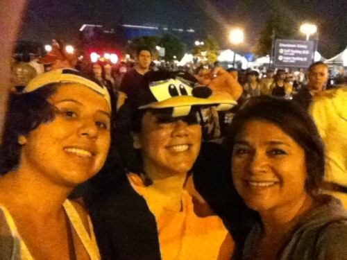 family run-2014-Disneyland-Half-Marathon