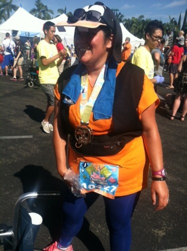 finish yay-2014-Disneyland-Half-Marathon