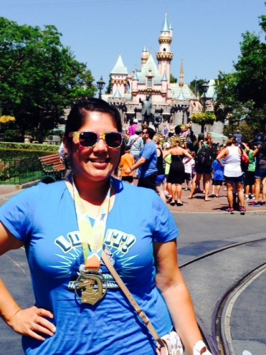 i did it-2014-Disneyland-Half-Marathon