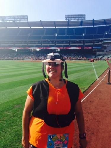 inside stadium 2-2014-Disneyland-Half-Marathon
