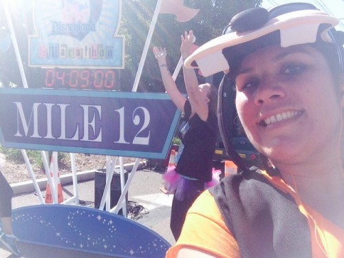 mile 12-2014-Disneyland-Half-Marathon