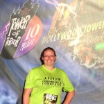 Running The Twilight Zone Tower of Terror 10-Miler All By Myself…Not Really