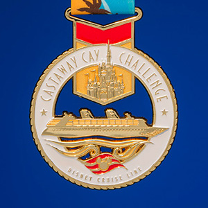 Castaway-Cay-Challenge-Medal-Detail