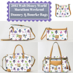 2015 Walt Disney World Marathon Weekend Dooney & Bourke Bags