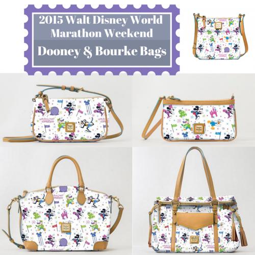 2015 WDW Marathon Dooney Bags